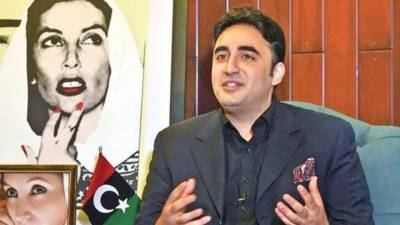 To save his father's corruption, Bilawal Bhutto is ready to fight against military alongside PTM