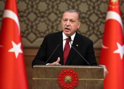 Turkey's Erdogan condemns 'coup attempt' in Venezuela
