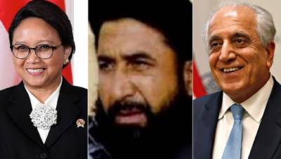 Yet another key Islamic country intervene in US Taliban peace talks