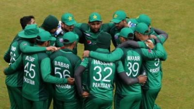 1st ODI: Pakistan to face England today