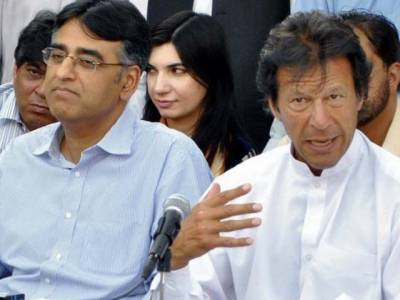 Asad Umar likely to be given two ministries portfolios: Sources