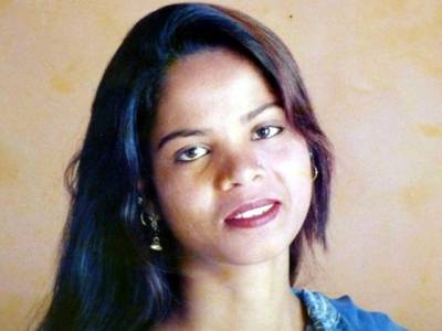 Asia Bibi reportedly left Pakistan: Sources