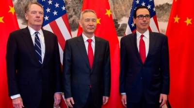China vice premier to visit U.S. for trade talks