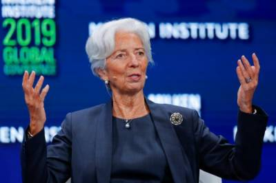 IMF chief says US-China tensions 'threat' to world economy