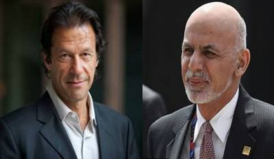 Khalilzad welcomes Imran-Ghani phone talks