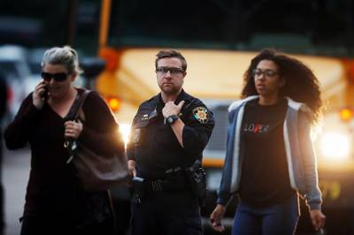 One student killed, 7 others injured in shooting at school in US
