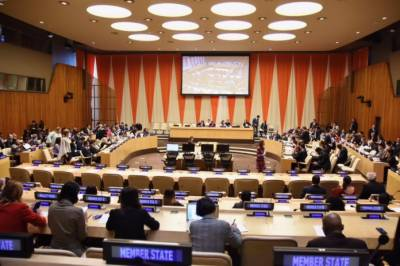 Pakistan achieves big diplomatic success at the United Nations