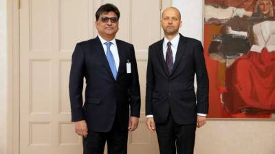 Pakistan and Latvia inch closer on entire spectrum of bilateral relations