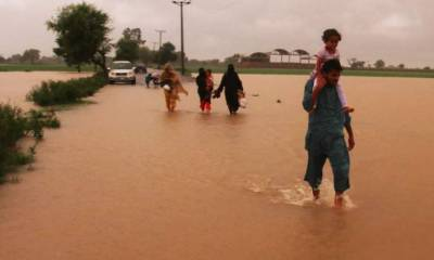 Pakistan faces 10th consecutive years of flood, 4th consecutive year of drought