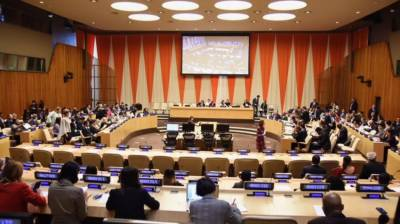 Pakistan re-elected member of UN Economic, Social Council