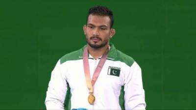 Pakistan's Mohammad Inam to take part in Beach Wrestling World Series