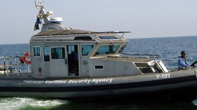 PMSA arrests 34 Indian fishermen