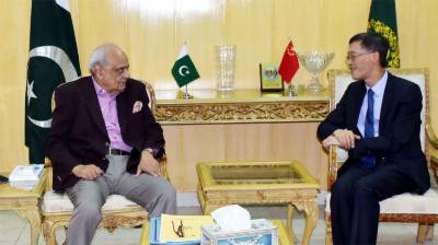 Top Chinese envoy holds important meeting with Interior Minister, Key decision on Interagency MoU