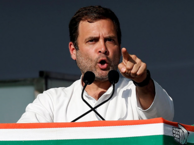 Rahul Gandhi a secret British National, Indian top court