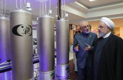 Tehran may increase Uranium Enrichment : Rouhani