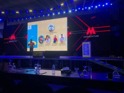 EyeAutomate: Superior University startup made history at Pakistan's biggest annual tech conference