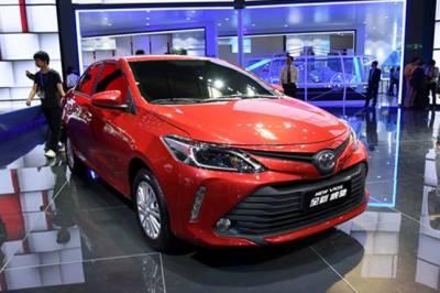 Toyota Indus Motors to launch third generation 1300 cc new Vios in Pakistan