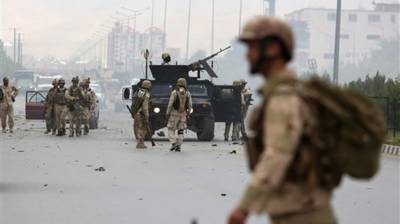 35 Afghan soldiers killed and wounded in deadliest attacks by Afghan Taliban