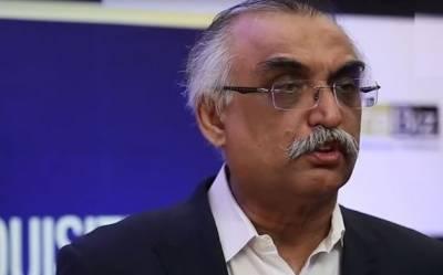 Chairman FBR Shabbar Zaidi twitter account refuted