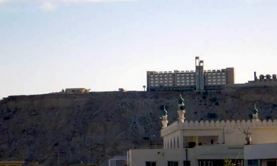 Clearance operation underway in PC Gwadar after armed terrorist attack