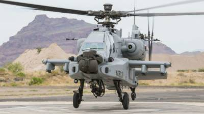 Indian Air Force gets a major boost with new Apache combat attack helicopters