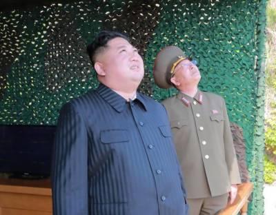Kim Jong Un orders Long-Range strike exercise