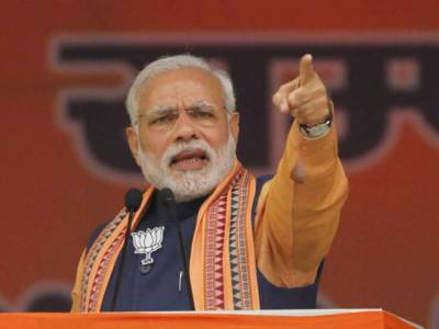 Modi termed as 'India's Divider-In-Chief'
