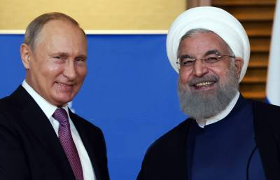 Russia vows to stand with Iran against US