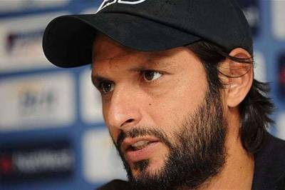 Shahid Afridi has an advice for the Pakistan squad ahead of the World Cup