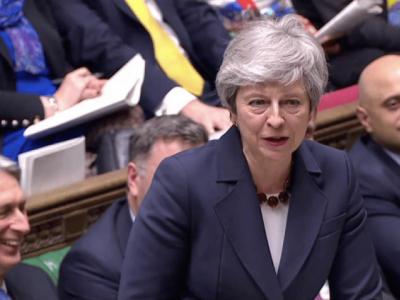 British PM Theresa May to resign next week?