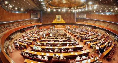 26th Constitutional Amendment Bill passed unanimously from NA