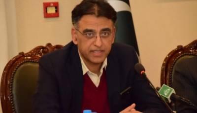 Former finance minister Asad Umar elected at key government post