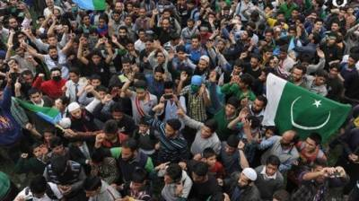 Massive protests erupt across entire Occupied Kashmir over rape of 3 years old girl