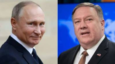 Mike Pompeo to meet with Vladimir Putin on Tuesday