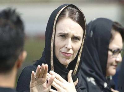 New Zealand PM Jacinda Ardern has a special message for Pakistanis