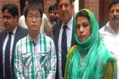 Pakistani girl seek National ID Card for Chinese husband