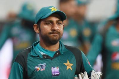 Skipper Sarfraz Ahmed fitness in doubt ahead of World Cup?