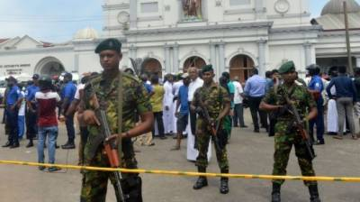 Sri Lanka blocks social media platforms after Muslim shops, mosques attacked