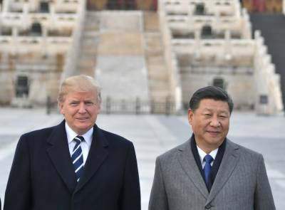 Trump, Xi could meet next month on trade: White House aide
