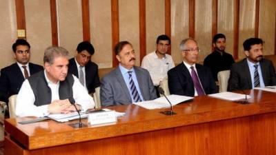 Federal cabinet meeting with PM Khan in chair takes several important decisions