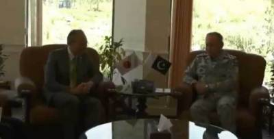 Pakistan Navy Chief held important meeting with Japanese envoy