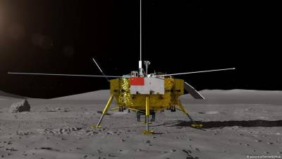 China's moon mission reveals detailed survey of dark side of moon
