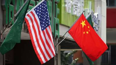 China, US agree to continue talking on trade dispute