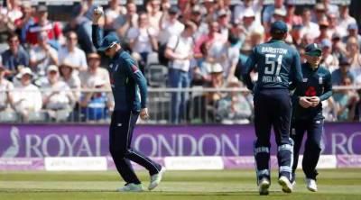 England beat Pakistan by 6 wickets in 3rd ODI
