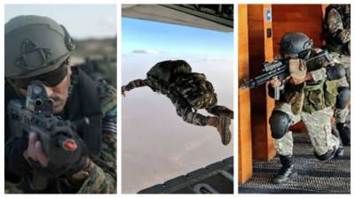 For the first time in history, Special units of Indian Army, Navy and Air Force combine forces under Special Operations Division