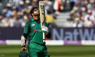 Imam-ul-Haq makes record against England