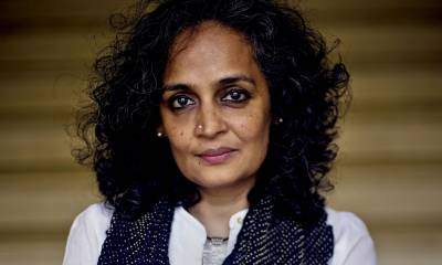 Indian author Arundhati Roy terms occupied Kashmir situation like pressure cooker