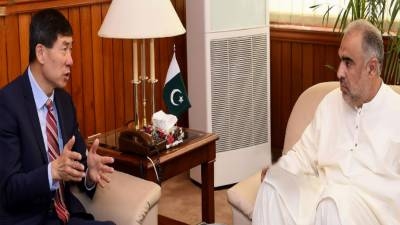 NA Speaker reiterated Govt's commitment to eradicate poverty