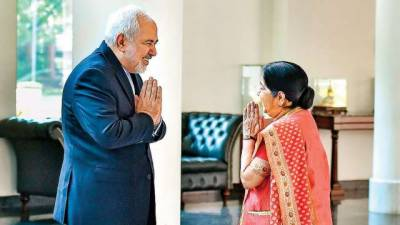 Namaste India, Iran makes last ditch move to save oil deals with India