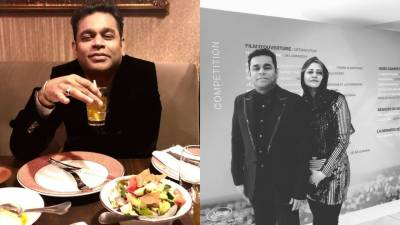 Oscar winning AR Rehman broke Ramadan fast at Cannes 2019
